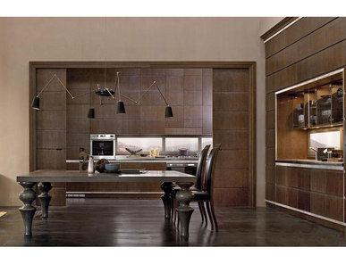 Итальянская кухня Design 2 фабрики LUCIANO ZONTA