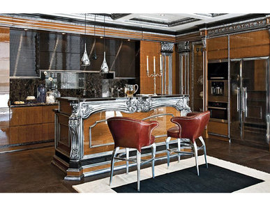 Итальянская кухня Design 4 фабрики LUCIANO ZONTA