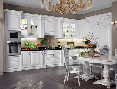 Итальянская кухня Design 01 фабрики MARCONCINI