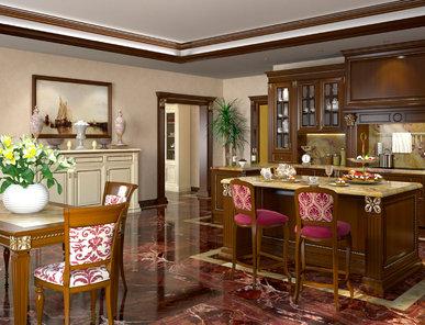 Итальянская кухня Design 07 фабрики MARCONCINI