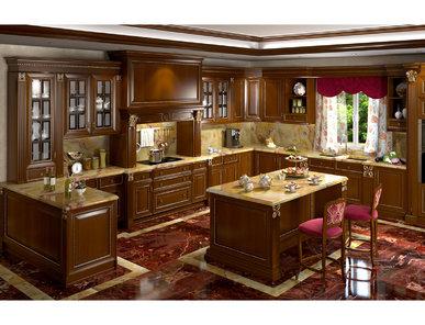 Итальянская кухня Design 08 фабрики MARCONCINI
