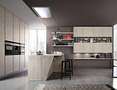 Итальянская кухня FIAMMA фабрики OIKOS