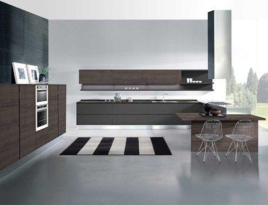 Итальянская кухня AREA 02 фабрики OIKOS