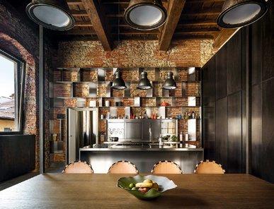 Итальянская кухня ATELIER 03 фабрики ABIMIS