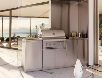 Итальянская кухня ATELIER 10 фабрики ABIMIS