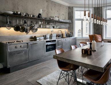 Итальянская кухня EGO 10 фабрики ABIMIS