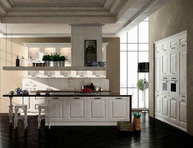 Итальянская кухня RAFFAELLA 03 фабрики AERRE CUCINE