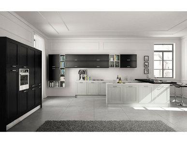 Итальянская кухня SORRENTO 01 фабрики AERRE CUCINE