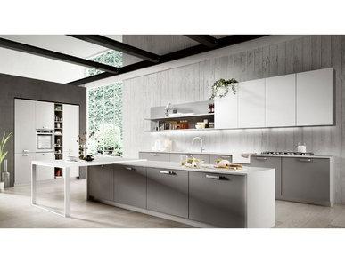 Итальянская кухня PRATIKA 02 фабрики AERRE CUCINE