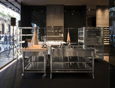 Итальянская варочная панель 130 фабрики ALPES INOX