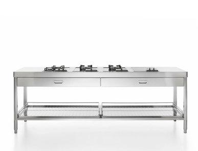 Итальянская варочная панель 250 фабрики ALPES INOX