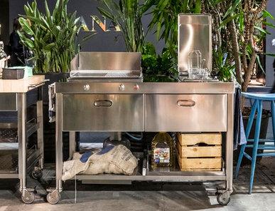 Итальянский кухонный гарнитур 130 Plancha And Deep-Fat Fryer 02 фабрики ALPES INOX