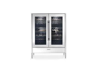 Итальянский холодильник для вина 128 фабрики ALPES INOX