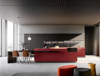 Итальянская кухня TAU 01 фабрики ARMONY