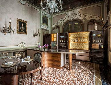 Итальянская кухня Dorian фабрики ARTHESI