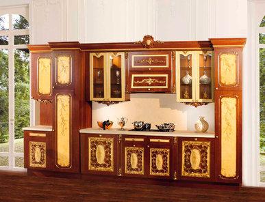 Итальянская кухня Bolly фабрики Asnaghi Interiors