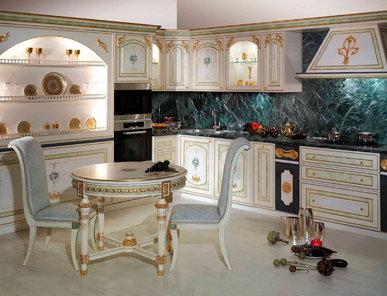 Итальянская кухня Corinne фабрики Asnaghi Interiors