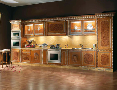 Итальянская кухня Emperor фабрики Asnaghi Interiors