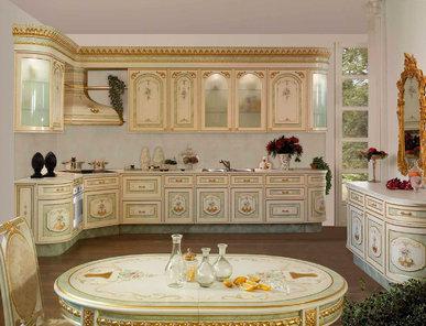 Итальянская кухня Green фабрики Asnaghi Interiors