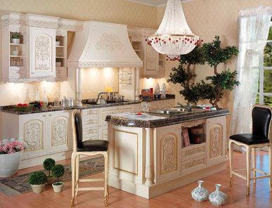 Итальянская кухня Lira фабрики Asnaghi Interiors