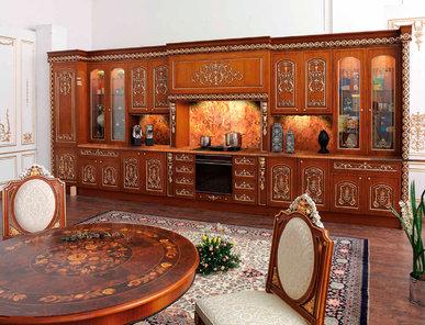 Итальянская кухня Margareth фабрики Asnaghi Interiors