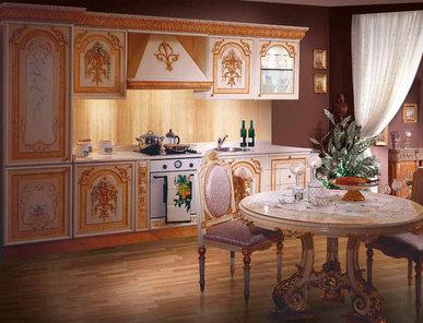 Итальянская кухня Sephora фабрики Asnaghi Interiors