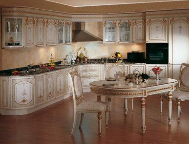 Итальянская кухня Vienna фабрики Asnaghi Interiors