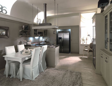 Итальянская кухня New Style 01 фабрики ASSOCUCINE