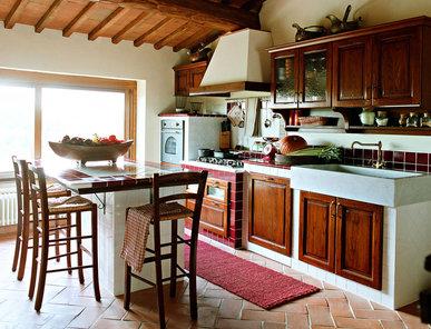 Итальянская кухня Borghi фабрики ASSOCUCINE