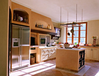 Итальянская кухня Provenzale фабрики ASSOCUCINE