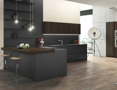 Итальянская кухня Mood Laminato фабрики BVA