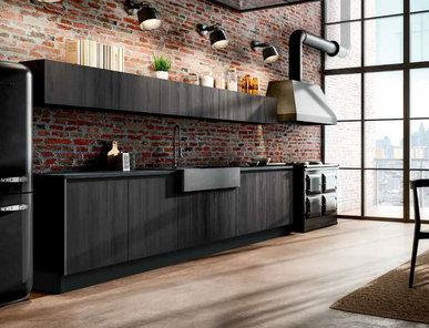 Итальянская кухня B50 05 фабрики BERLONI