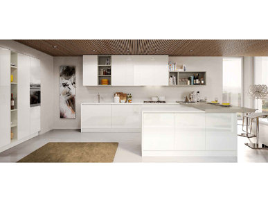 Итальянская кухня BRERA 03 фабрики BERLONI