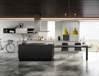 Итальянская кухня BRERA 05 фабрики BERLONI