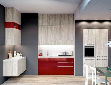 Итальянская кухня SUNNY 10 фабрики BERLONI