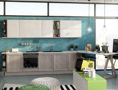 Итальянская кухня MILANO 04 фабрики BERLONI