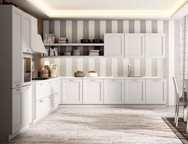 Итальянская кухня GINEVRA 01 фабрики BERLONI