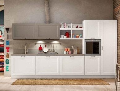Итальянская кухня GINEVRA 02 фабрики BERLONI