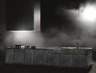 Итальянская кухня CODE 02 фабрики BOFFI