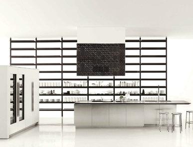 Итальянская кухня K14 01 фабрики BOFFI