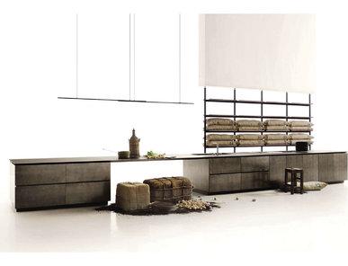 Итальянская кухня K14 02 фабрики BOFFI