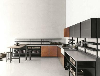 Итальянская кухня SALINAS 03 фабрики BOFFI