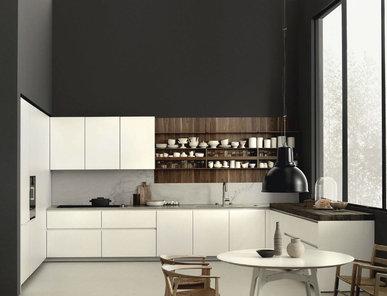Итальянская кухня XILA 02 фабрики BOFFI