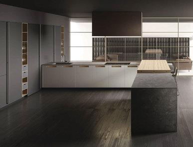 Итальянская кухня APRILE SLOANE 02 фабрики BOFFI