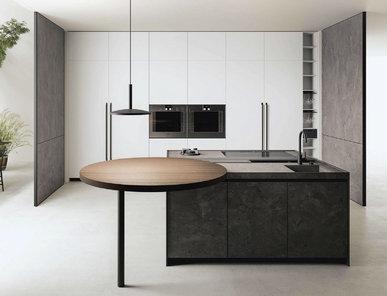 Итальянская кухня XILA 03 фабрики BOFFI