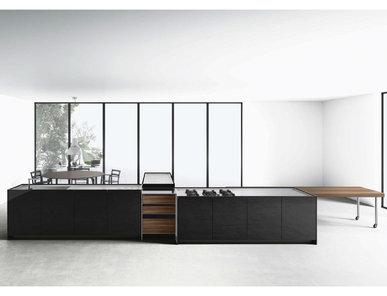 Итальянская кухня COMBINE 02 фабрики BOFFI