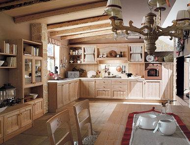 Итальянская кухня Cucina fieno talcato фабрики CALLESELLA