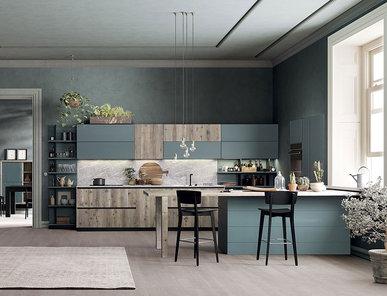Итальянская кухня Atelier - English Kitchen фабрики CALLESELLA