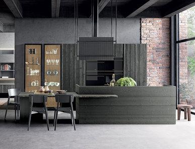 Итальянская кухня Atelier - Urban Kitchen фабрики CALLESELLA