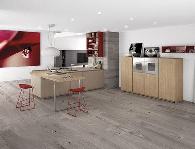 Итальянская кухня FILO YOUNG фабрики COMPREX